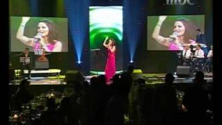 Diana Haddad - Mass w Louli - ( MBC EID CONCERT 2008 )