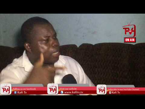 BIBLE READING AND FASTING ARE OF NO USE -EXPLOSIVE INTERVIEW WITH PROPHET KWABENA TAWIA pt 2