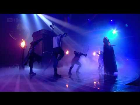 Lady Gaga - Marry The Night on X Factor UK