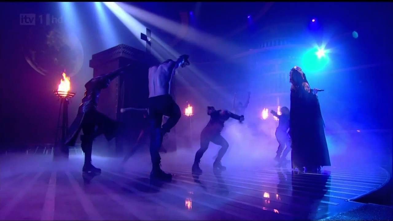 Lady Gaga — Marry The Night on X Factor UK