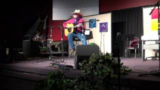 "Steve Blanchard ""Time Is Not Your Friend"" Live at Eastside Bluegrass Music Series 10/15/11 (HD)"
