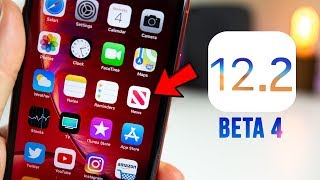 iOS 12.2 Beta 4 Released - Apple, what is this!?