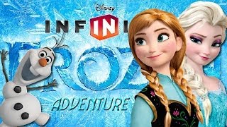 Disney Infinity: Toy Box Share - Frozen Adventure