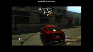 Driver San Francisco Test on HP pavilion g6