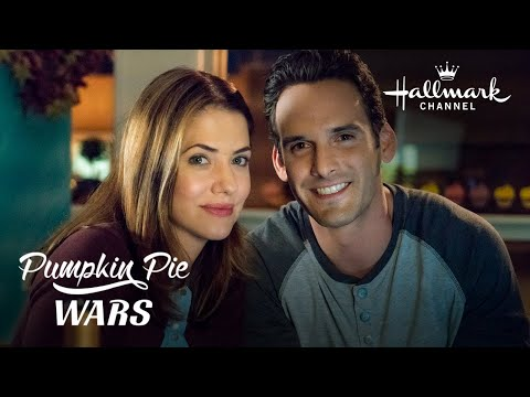 P  Pumpkin Pie Wars  Starring Julie Gonzalo and Eric Aragon  Hallmark Channel