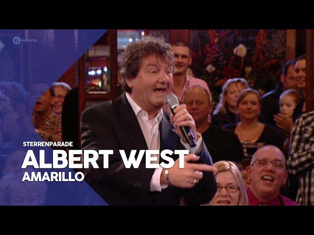 Albert West - Amarillo   Sterrenparade