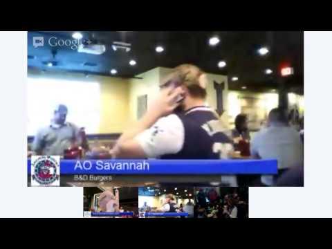 USA vs. Costa Rica AO Bar Hangout