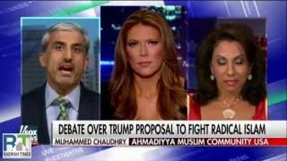 Fox News: Ahmadiyya Muslim reacts to Donad Trump's Ohio Speech