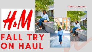 H&M FALL Haul 2020/ H&M LOOKBOOK/ FALL TRY ON HAUL