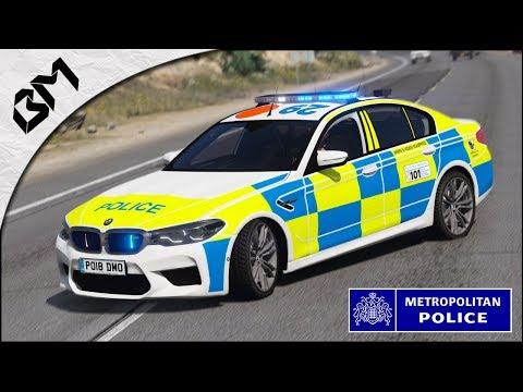 GTA 5 - LSPDFR - Contrôles routiers - VIOLENTE FUSILLADE - Spécial British - Patrouille 40