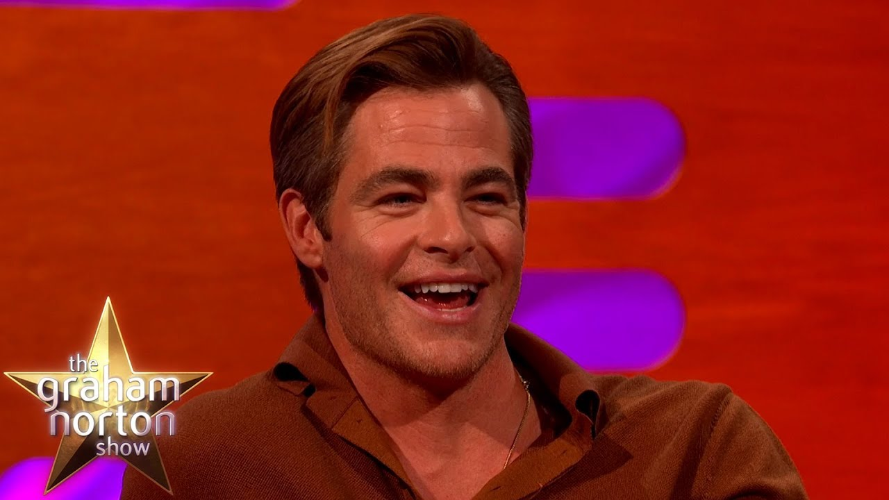 Download Chris Pine Mastered The Scottish Accent on Outlaw King | The Graham Norton Show