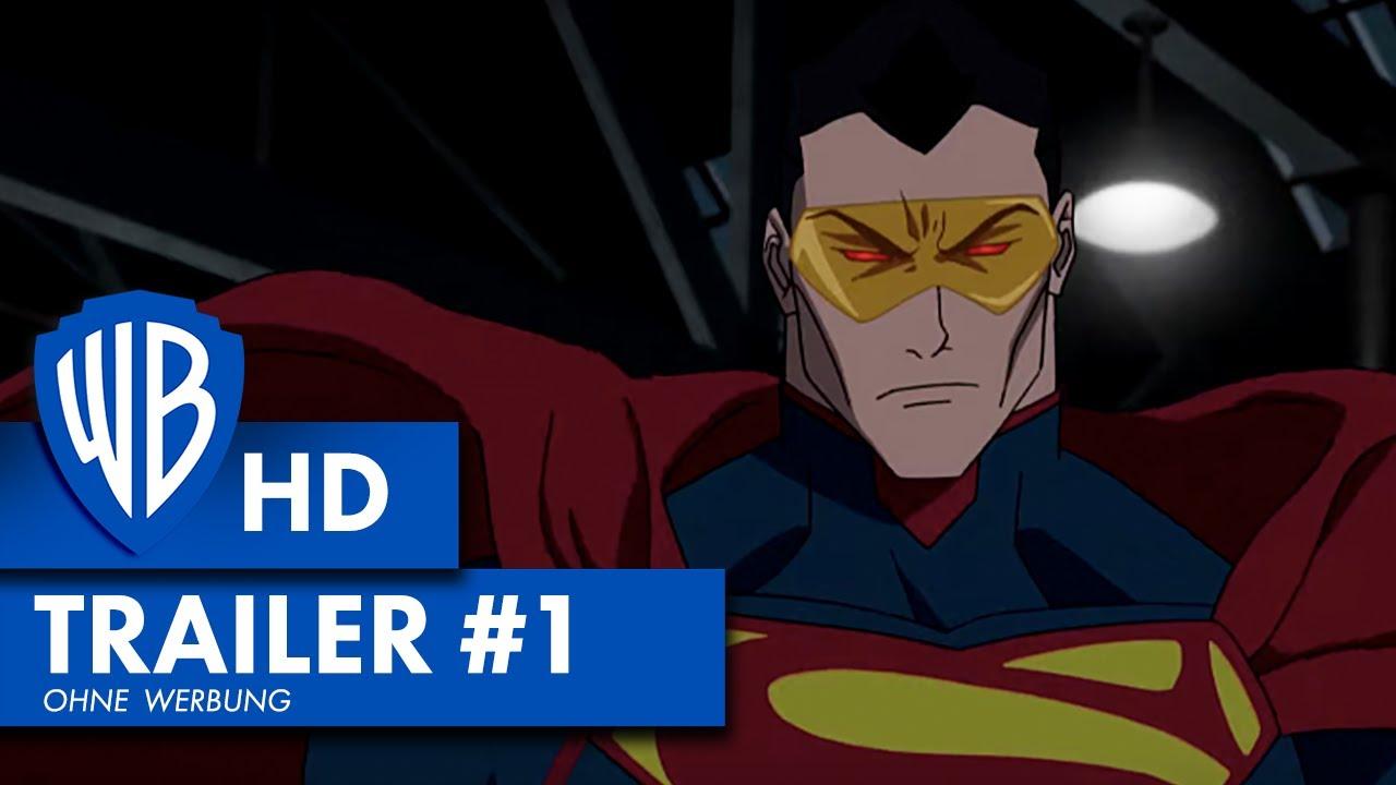 THE DEATH AND RETURN OF SUPERMAN - Trailer #1 Deutsch HD German (2019)