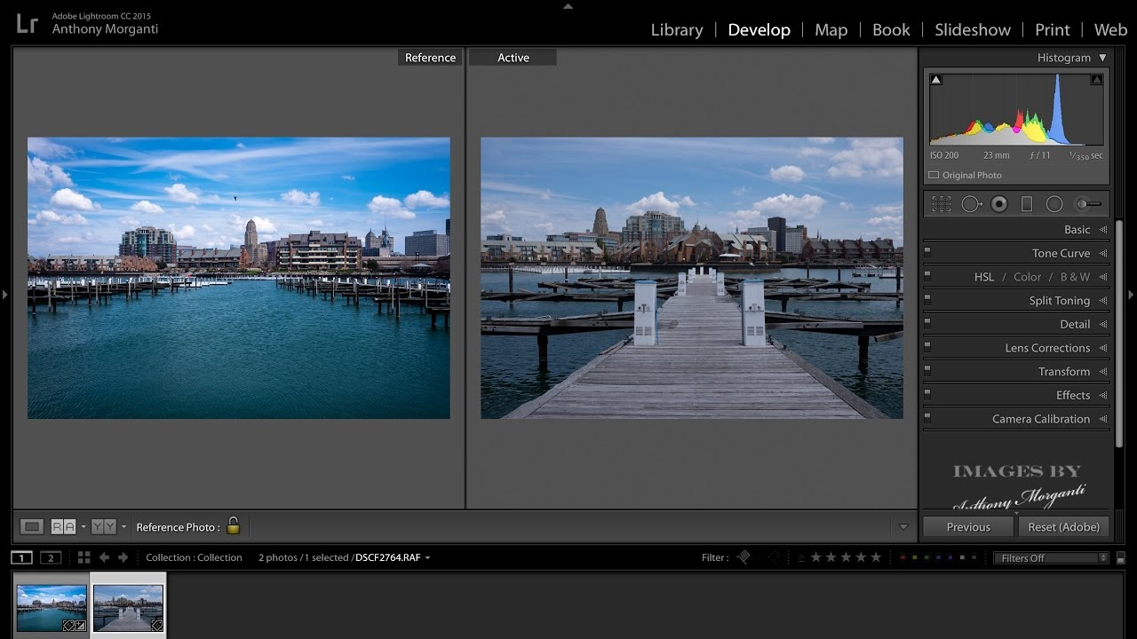 Updates to Lightroom 6.8 & CC2015.8: Reference View - YouTube