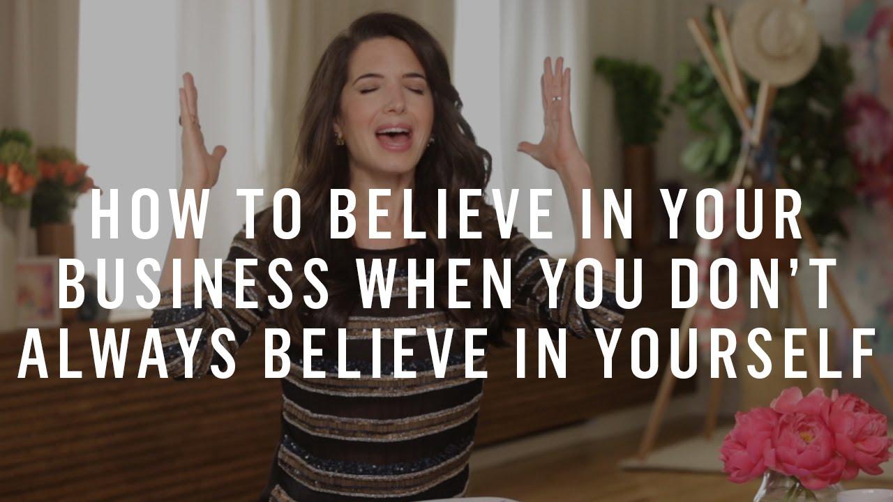 Believe in business 41