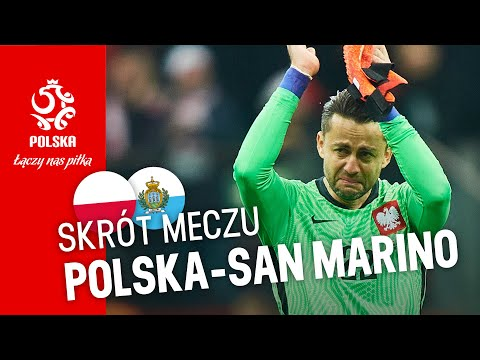 Poland San Marino Goals And Highlights
