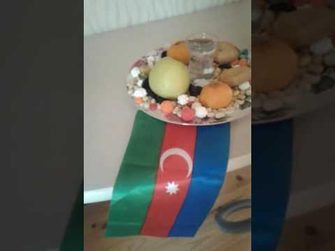 su çerşenbeniz mubarek Azerbaycan