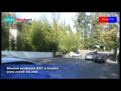 Réveil FM - Mission Permanente de RDC à Genève