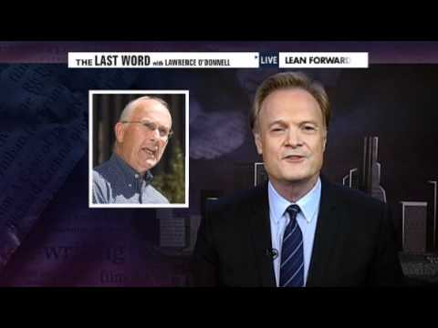Lawrence O'Donnell to Bill O'Reilly Remember your own sex scandal