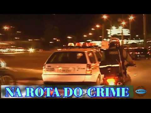 TV OBJETIVA BARBACENA # NA ROTA DO CRIME 29/07/2015