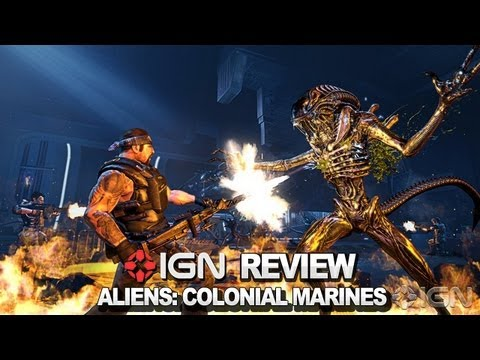 IGN Reviews - Aliens: Colonial Marines Review