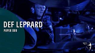 Def Leppard - Paper Sun (Hits Vegas)