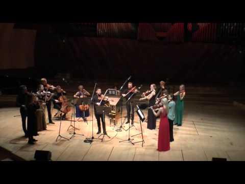 G.Ph Telemann - Viola Concerto in G major - 1. Largo