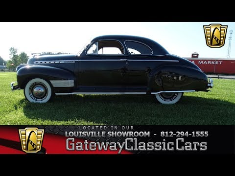 1941 Chevrolet Special Deluxe Coupe - Louisville Showroom - Stock # 1580