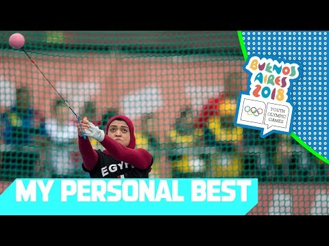 Personal Bests in Athletics & Swimming! | My Personal Best Day 6 | YOG Buenos Aires 2018