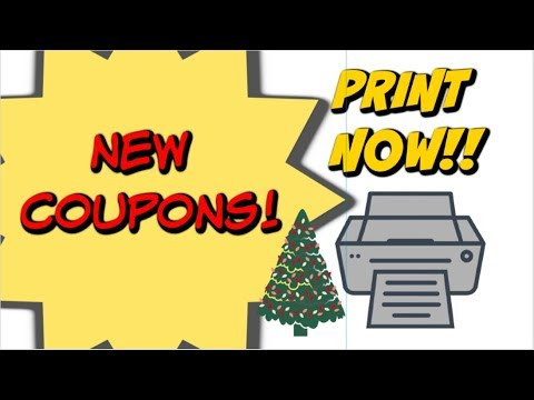 NEW PRINTABLE COUPONS!  BODYWASH, CANDY & MORE!