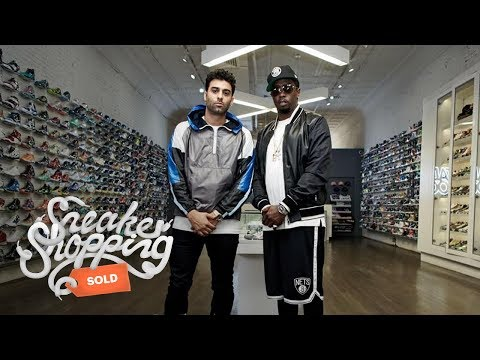 "Thumbnail: Sean ""Diddy"" Combs Goes Sneaker Shopping With Complex"