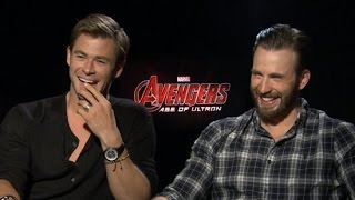What Would the Avengers' Online Dating Profiles Look Like?