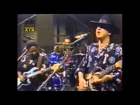 Stevie Ray Vaughan : Crossfire Live at Night Music