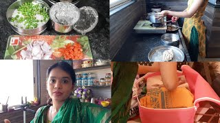 मराठी vlog.wednesday vlog. ।indian lifestyle with gauri. माहेरी जान्याची तयारी ।