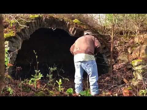 Abandoned Coke ovens exposed! Brinkerton Hester mine and Coke works near Armbrust PA