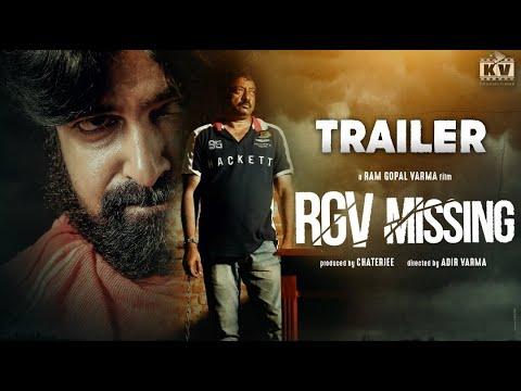 RGV Missing Official Trailer | RGV Missing Movie | Ram Gopal Varma | #RGVMissing | #LatestMovies