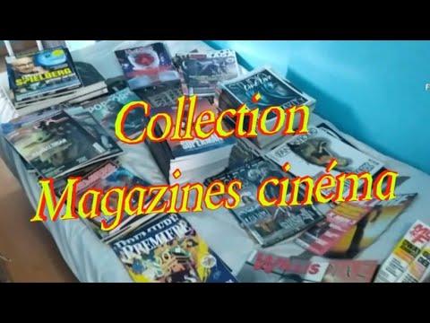 Download Collection Magazines Cinéma part 1#CinemaMaison  #MadMovies