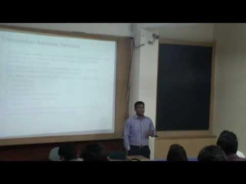 Mr Abhishek Vig, Advanced Analyst - Transaction Advisory Services