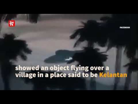Is this real? 'UFO' sighting