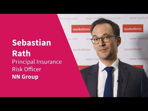 Interview with Sebastian Rath, Principal Insurance Risk Officer, NN Group