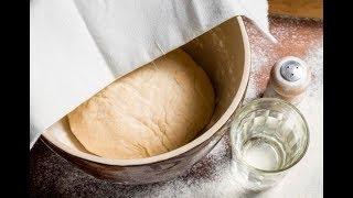 Любое тесто должно отдохнуть полчаса / от шеф-повара / Илья Лазерсон / Кулинарный ликбез