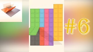 Folding Blocks Level 251-300 Walkthrough