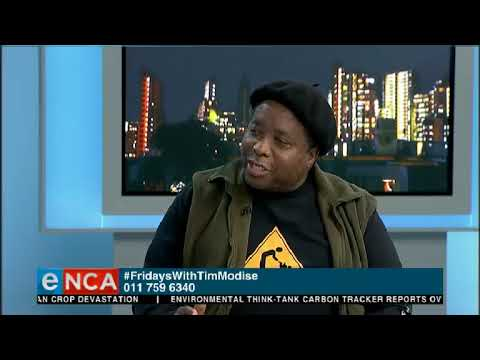 Fridays with Tim Modise | To spank or not to spank | 29 October 2018