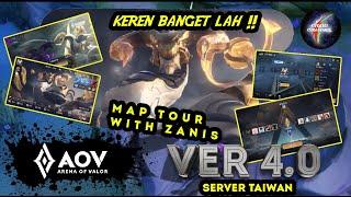 Download clear banget ini map - update 4.0 AoV | ARENA OF VALOR