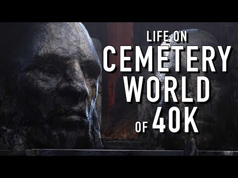 40 Facts and Lore on the Tomb World of Thaur Warhammer 40k