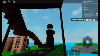 My first time Playing Fornicate on ROBLOX