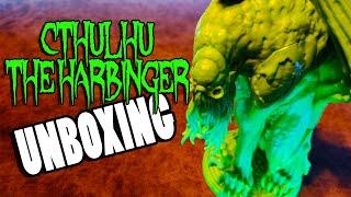 Cthulhu Harbinger Kickstarter Unboxing