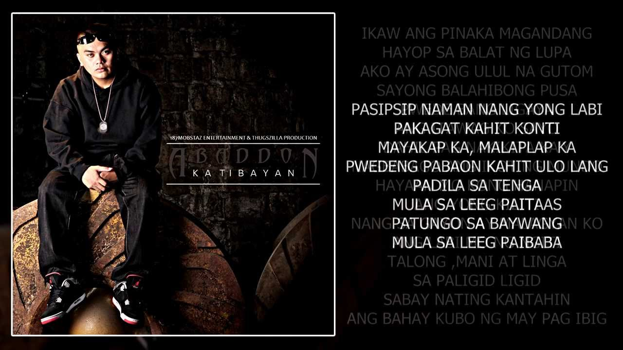 Abaddon Pasipsip Naman Ft Eman Third Flo With Lyrics Chords