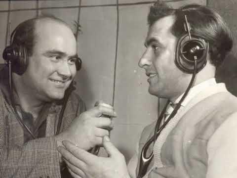 Heinz- Florian Oertel (Radiosendung) von 1960 aus Berlinchen vom Berliner Rundfunk