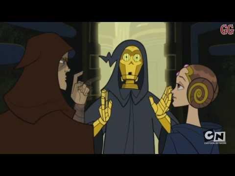 Star Wars: Clone Wars Chapter 21 HD 20032005 TV Series