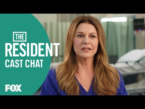 Profile: Jane Leeves As Dr. Kit Voss   Season 2   THE RESIDENT